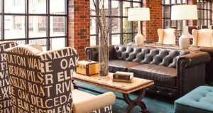 Commons Hotel Goes Geek Chic