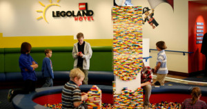 LEGOLAND Hotel Opening in April