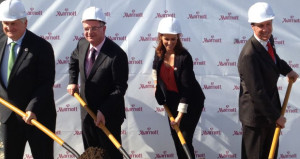 Marriott Breaks Ground on Hotel in Haiti