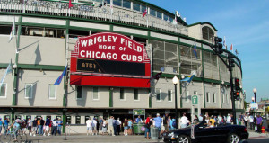 Starwood Plans Sheraton Hotel Across from Wrigley Field