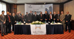 Hilton Worldwide Signs New Hotel in Egypt