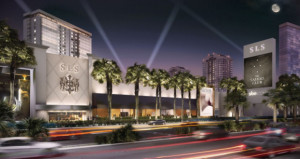 SLS Las Vegas Set to Break Ground