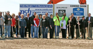 Cobblestone Hotels Signs Franchise Agreement for a New Build in Broken Bow, Neb.