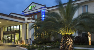 Ramada Suites Hotel at New Orleans Airport converted to Holiday Inn Express