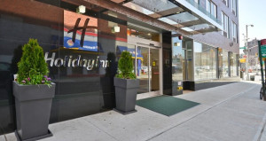 Holiday Inn Debuts in New York's Lower East Side
