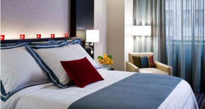 Courtyard Hotel Opens in Times Square