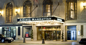 Affinia Manhattan Unveils New Design