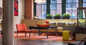 Residence Inn Takes Over Warehouse in Boston
