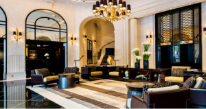 Starwood Reopens Prince De Galles in Paris