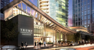 Trump Planning Vancouver Hotel and Tower Development