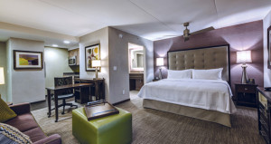 Homewood Suites Takes Flight
