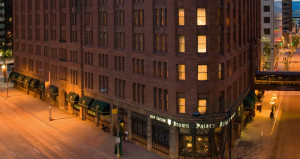 Brown Palace Hotel Up For Sale in Denver