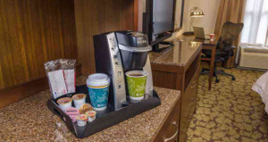 Hilton Garden Inn Partners with Keurig