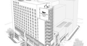 New Homewood Suites by Hilton Planned for Downtown Atlanta