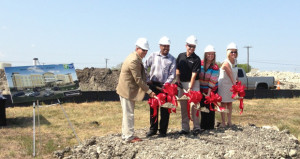 NewcrestImage Breaks Ground on Holiday Inn Express in Waco, Texas
