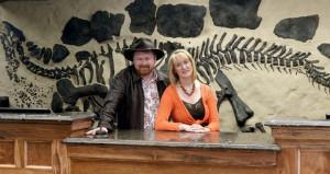 Denver Best Western Unveils Dinosaur Theme