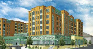 Embassy Suites Saratoga Springs Breaks Ground