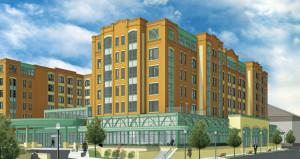 Embassy Suites Saratoga Springs Breaks Ground