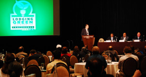 Green Leaders Share Insight at Inaugural Conference
