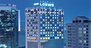 Inland American Acquires Loews New Orleans