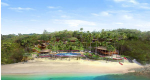 Ritz-Carlton Planning Reserve on Pearl Island