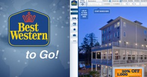 Best Western to Go App Launches on iPad
