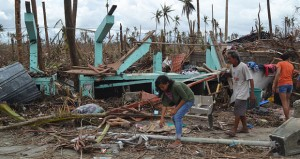 Carlson Family Foundation Donates to Typhoon Relief