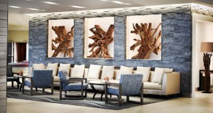 Irvine Marriott Transforms Lobby