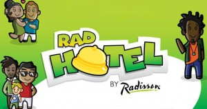 Radisson Launches Mobile Hotel Management Game