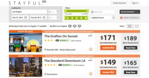 Boutique Bidding Site Stayful Officially Launches