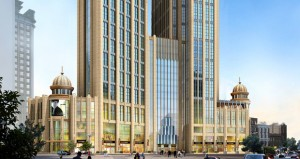 Aloft Hotels Makes Debut in Dalian, China