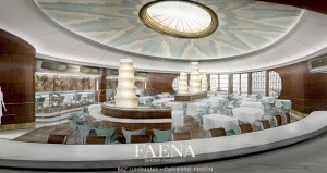 Director Baz Luhrmann Designing Faena Saxony Hotel