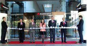 Tokyo Marriott Hotel Opens