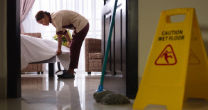 Preventing Housekeeper Back Injuries