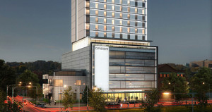 Hyphen Construction Group Chosen for Dream Dallas Hotel