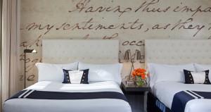 Gallery: Kimpton's Hotel George Guestroom Renovation