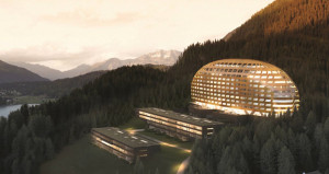 InterContinental Davos Opens in Swiss Alps