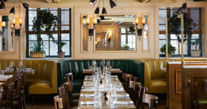 Margaux Opens at The Marlton