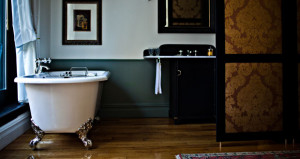Hotel Designers Discuss 2014 Bathroom Trends