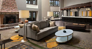 Embassy Suites Napa Valley Completes Public Space Upgrade