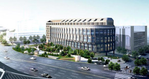 JW Marriott Debuts LEED Gold Hotel in Seoul
