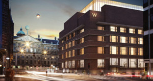 W Hotels to Make Dutch Debut
