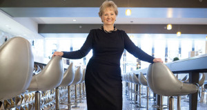 Nancy Johnson Named as Penn State Conti Professor