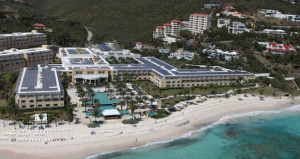 Westin Dawn Beach Resort and Spa Completes Landmark Solar Project