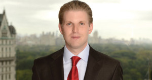 Eric Trump's Big Plans for Trump Hotel Collection