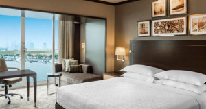 Sheraton Dubai Creek Re-Opens Following $50M Renovation