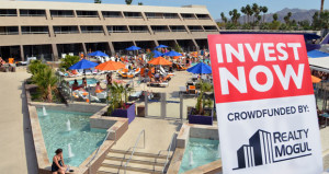 Hard Rock Hotel Palm Springs Turns to Crowdfunding