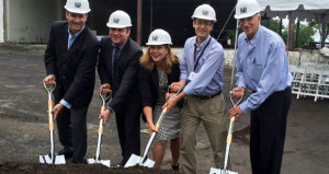 NYLO Hotels Breaks Ground on NYLO Nyack