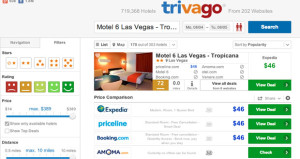 Motel 6 Forms Partnership with Trivago