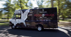 Four Seasons Food Truck Kicks Off East Coast Tour